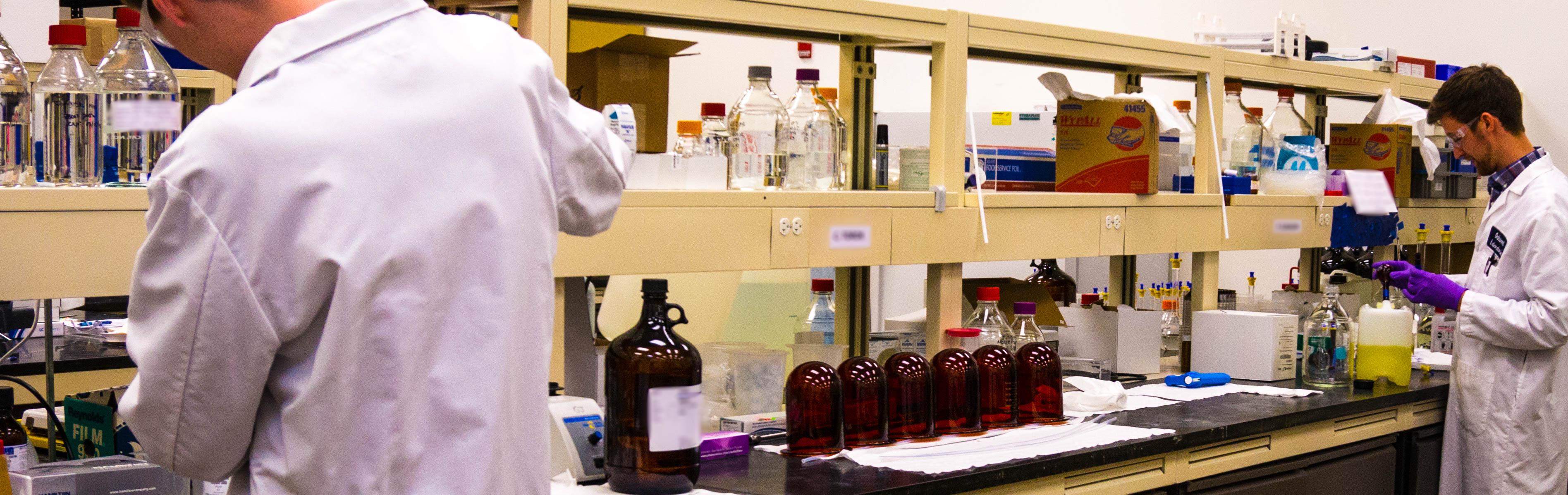 Oakwood in the lab
